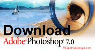 Adobe Photoshop 7.0 Free Download For Windows 7